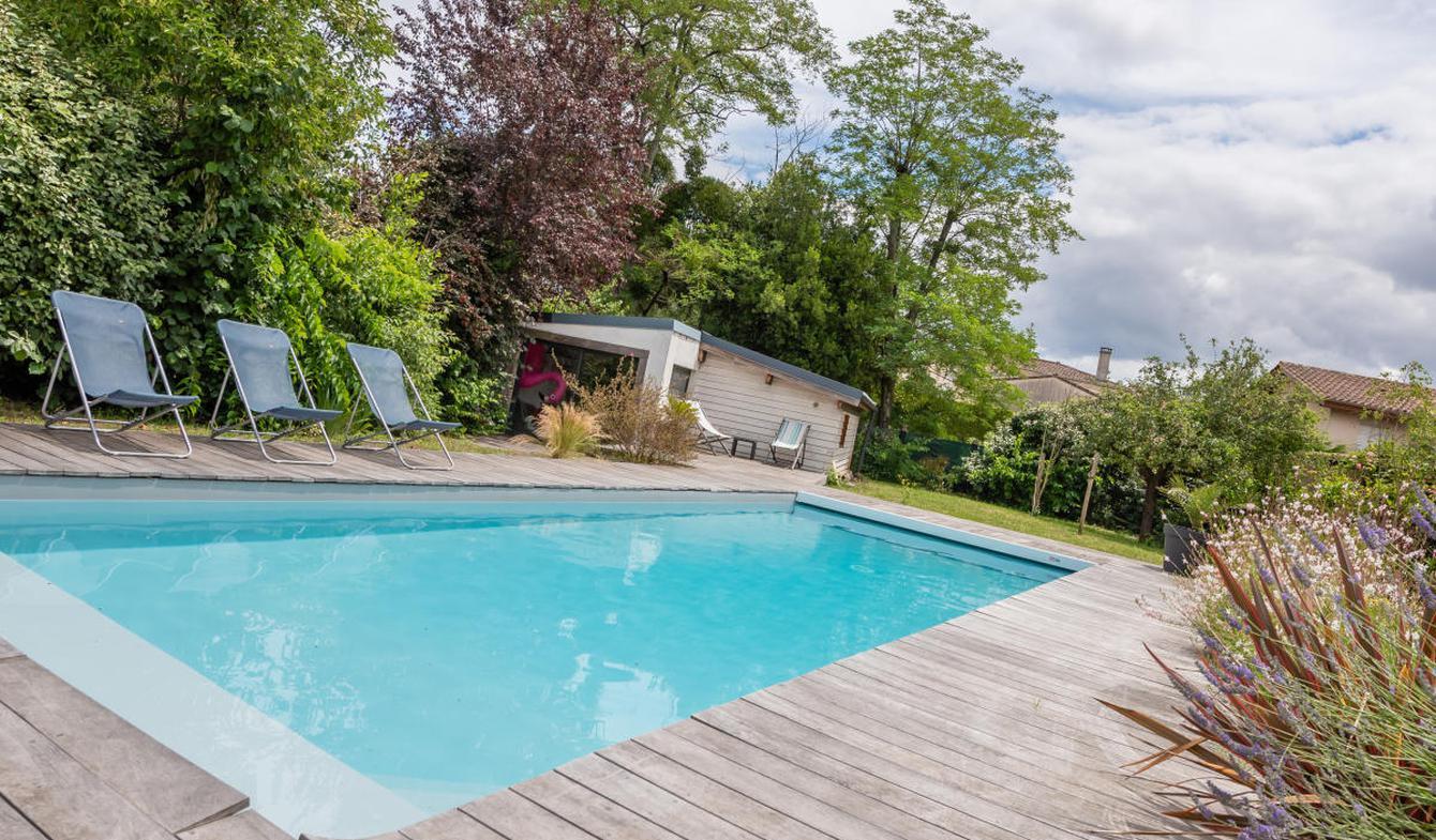 Maison avec piscine Bruges