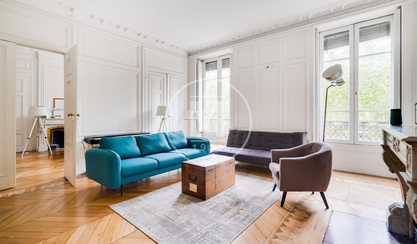 Apartment Lyon 6th