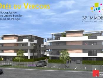 Appartement 2 pièces 47,71 m2