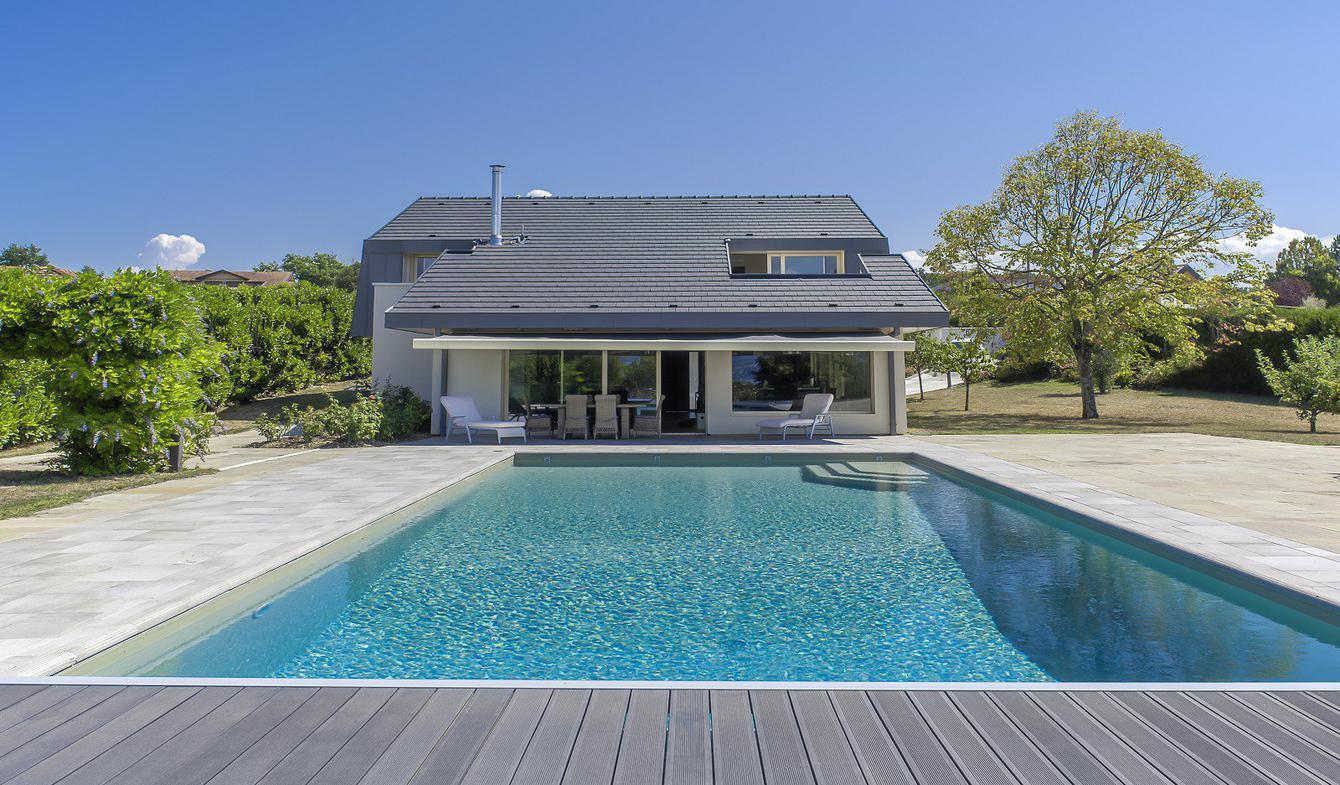 Maison avec piscine Messery