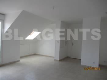 Appartement 3 pièces 48,7 m2
