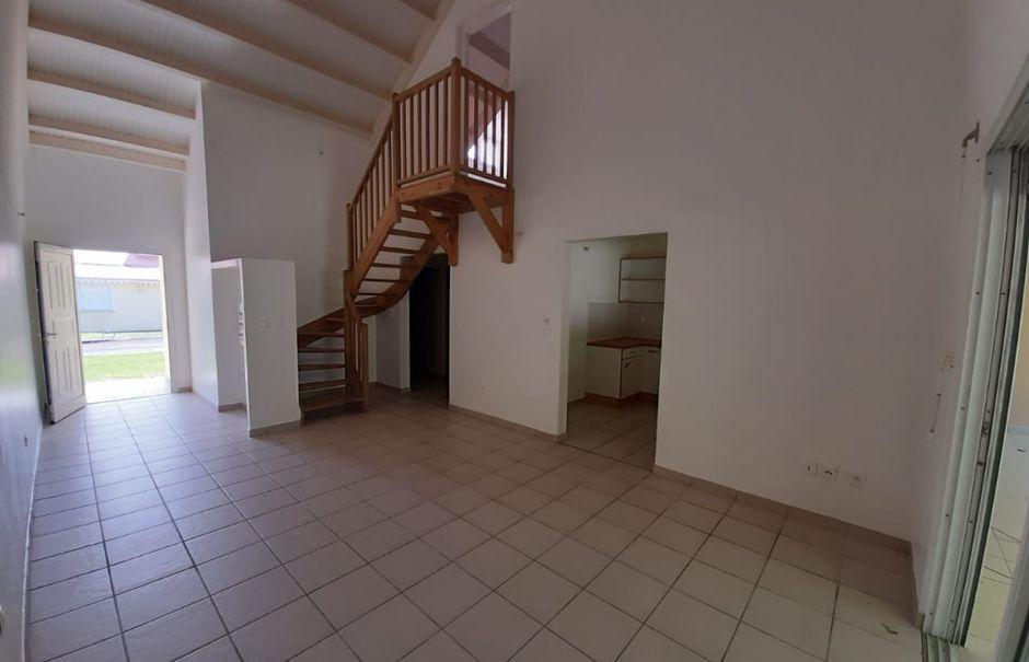 Vente maison 4 pièces 87 m² à Le lamentin (97232), 261 000 €