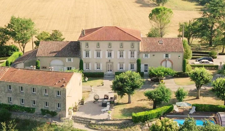 Property with pool Saint-Julia