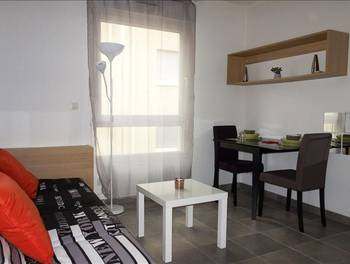 Studio meublé 19,89 m2