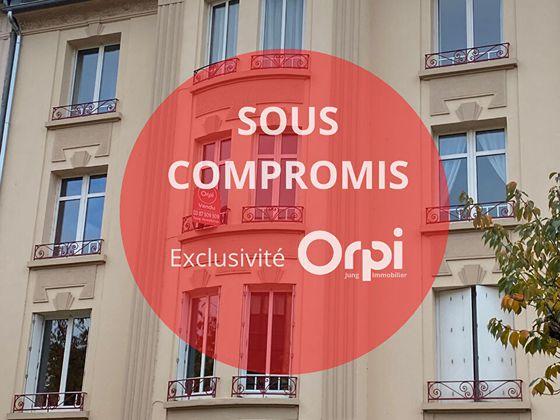 Vente appartement 4 pièces 101,68 m2