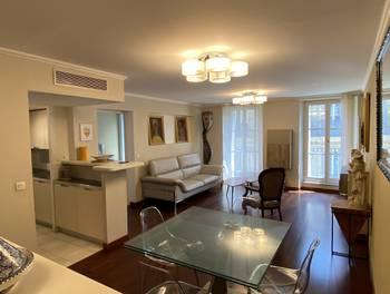 Appartement meublé 3 pièces 89 m2