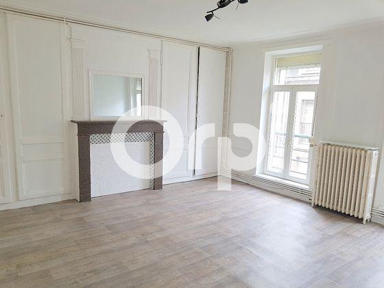 Vente appartement 4 pièces 81,29 m2