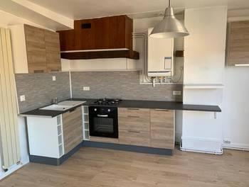 Appartement 3 pièces 49,36 m2
