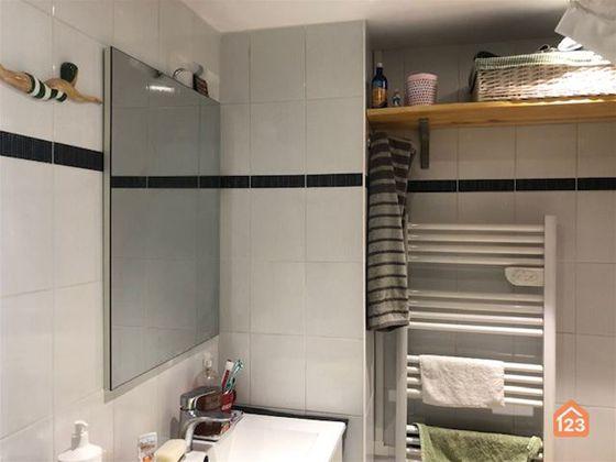 Vente duplex 2 pièces 36 m2