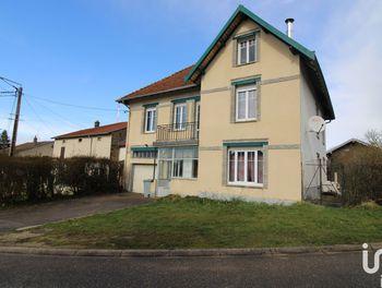 maison à Thuillières (88)