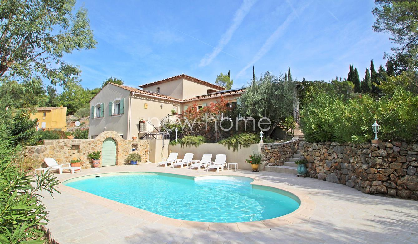 House with pool Lorgues