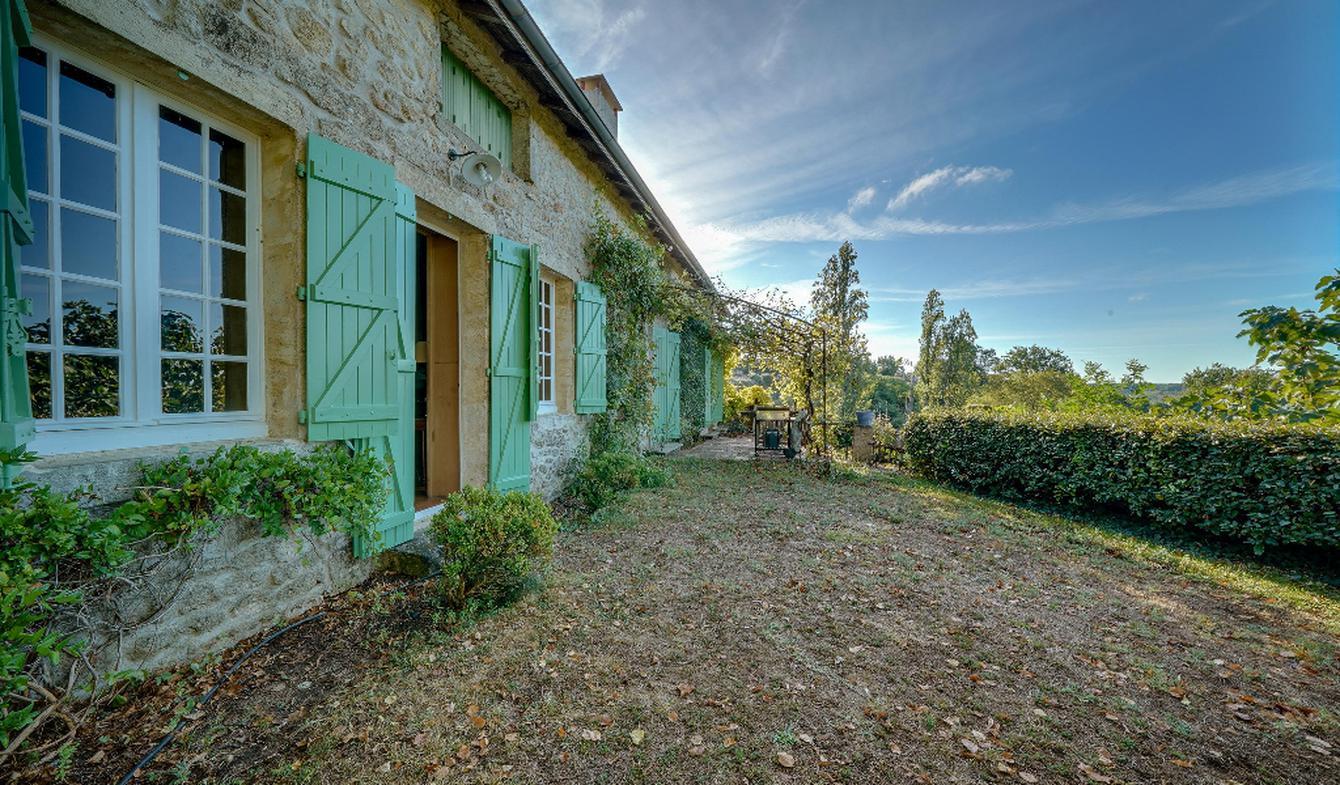 Maison avec piscine Saint-Jean-de-Blaignac