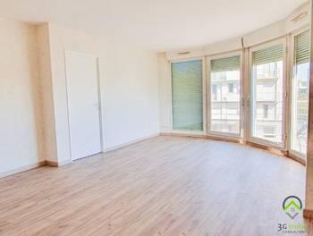 Appartement 4 pièces 83,25 m2