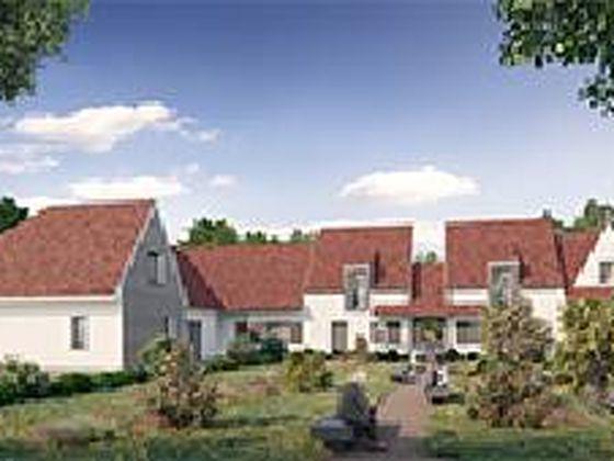 Vente maison 4 pièces 85,35 m2