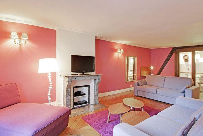 Appartement, Paris 4e