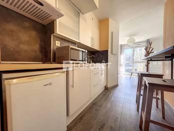 Appartement meublé 2 pièces 31,8 m2
