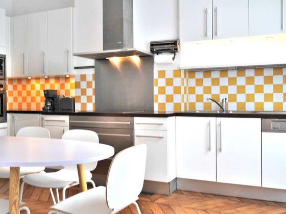 Location appartement meublé 6 pièces 186 m2