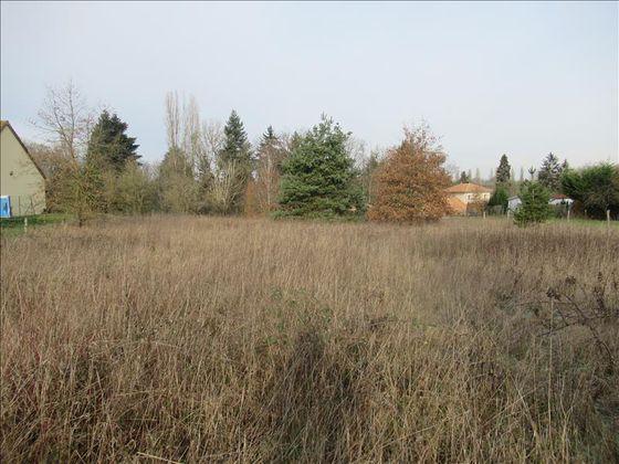 Vente terrain 2759 m2
