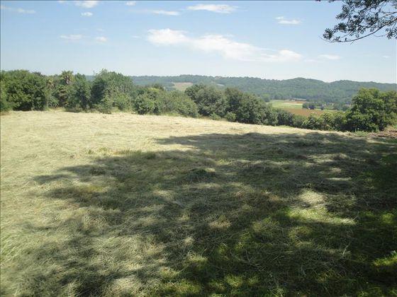 Vente terrain 6772 m2