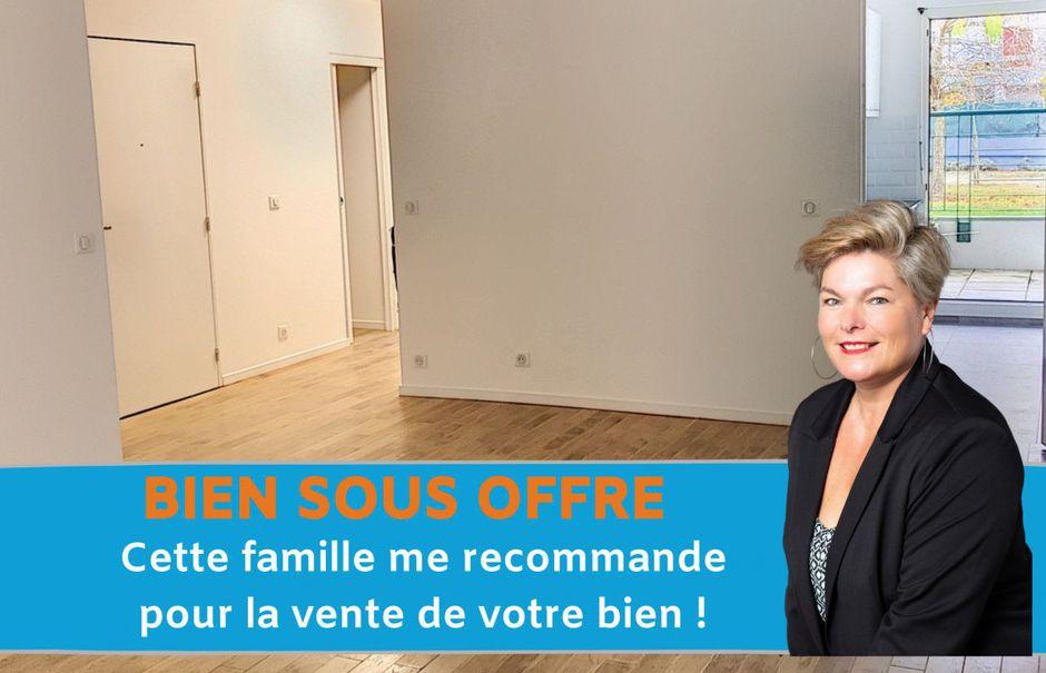 Vente appartement 2 pièces 51 m² à Les Ulis (91940), 174 000 €