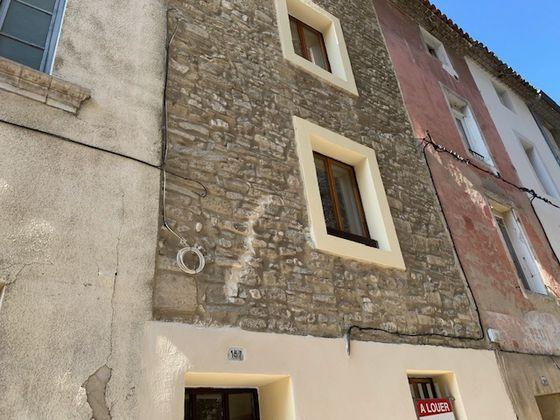 Location maison 3 pièces 49 m2