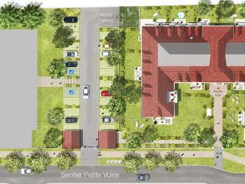 Appartement 4 pièces 76,3 m2