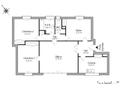 Appartement 4 pièces 96m² Lorient