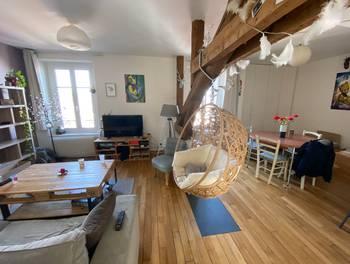 Appartement meublé 3 pièces 54,5 m2