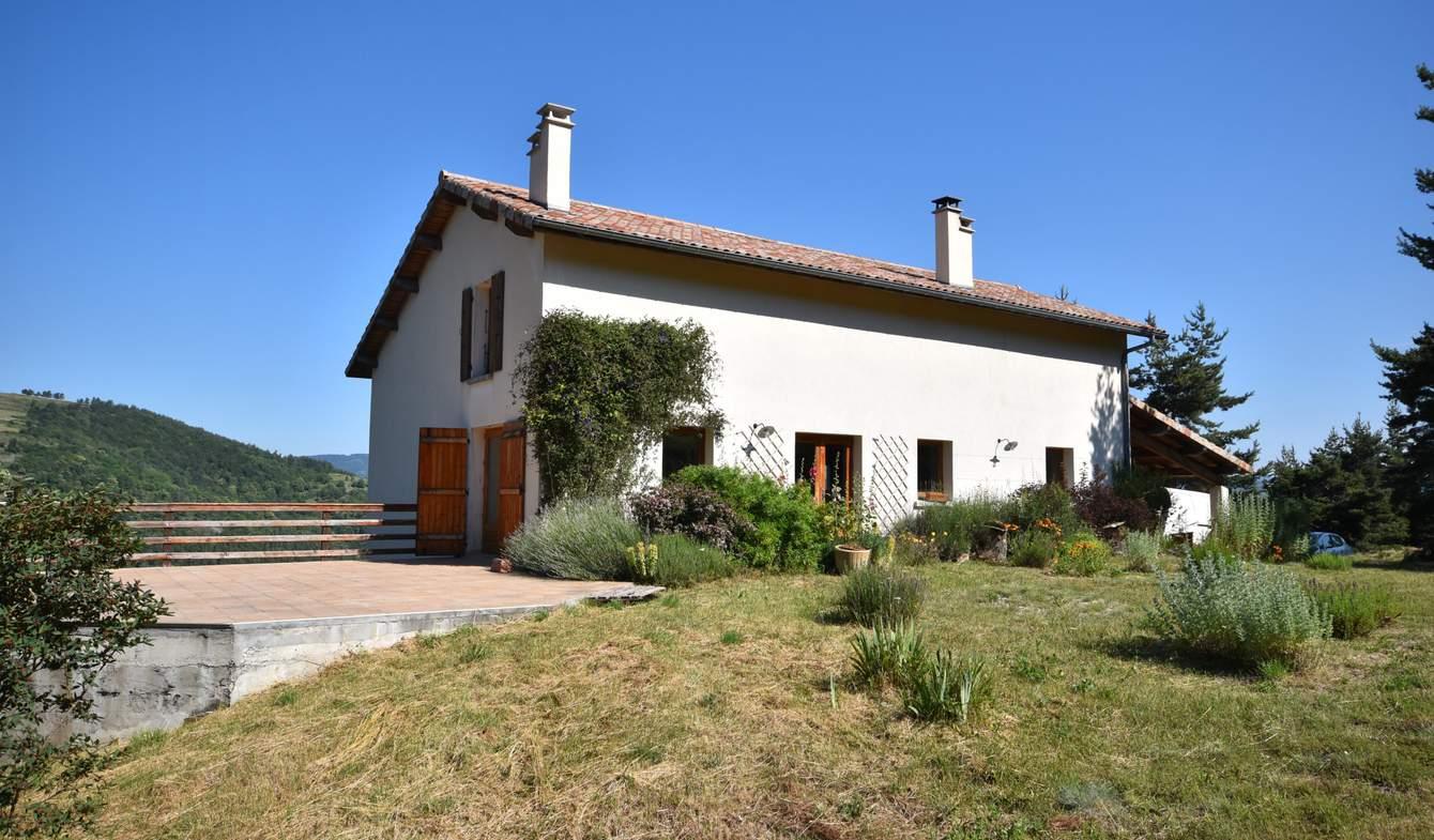 Maison avec terrasse Lamastre