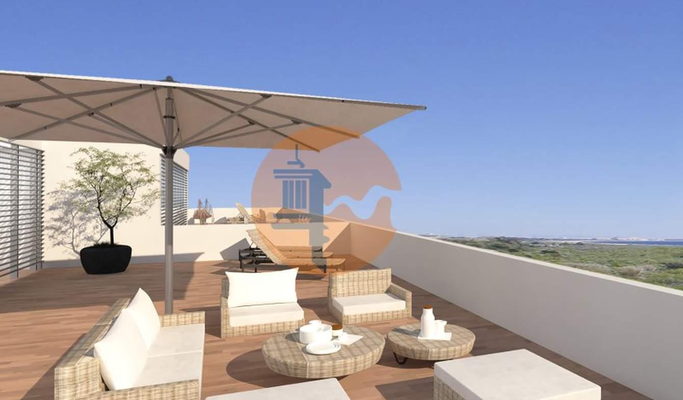 Appartement avec terrasse Tavira