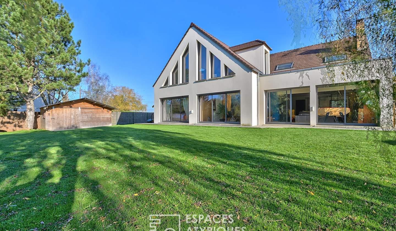 Maison avec terrasse Grosrouvre