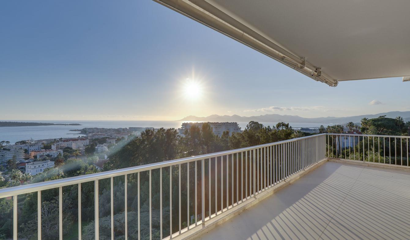 Appartement avec piscine Cannes