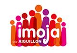 logo de l'agence imoja par Aiguillon