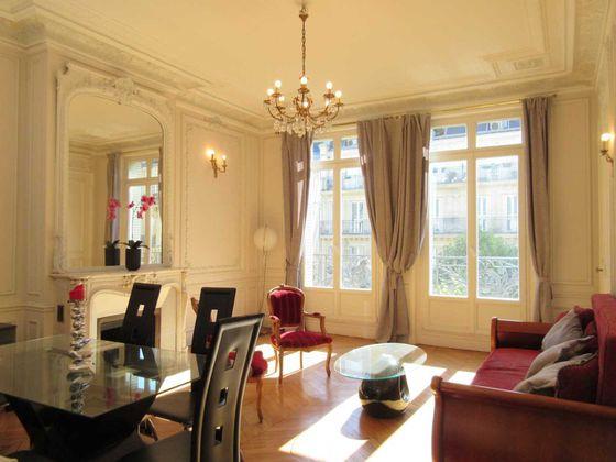 Location appartement meublé 4 pièces 117 m2