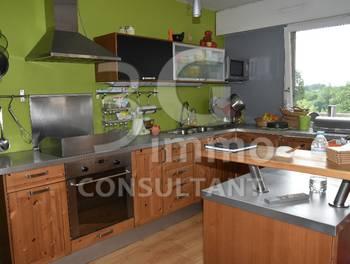 Appartement 4 pièces 81,49 m2