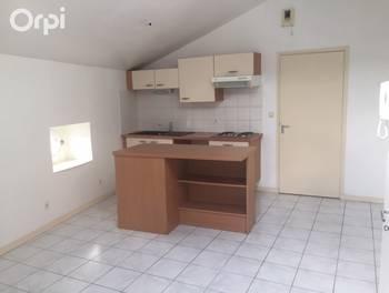 Appartement 2 pièces 34,75 m2