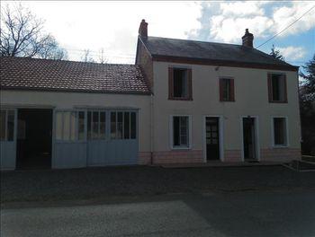 maison à Saint-Priest-la-Marche (18)