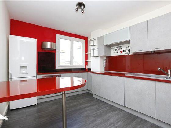 Vente appartement 5 pièces 82,18 m2