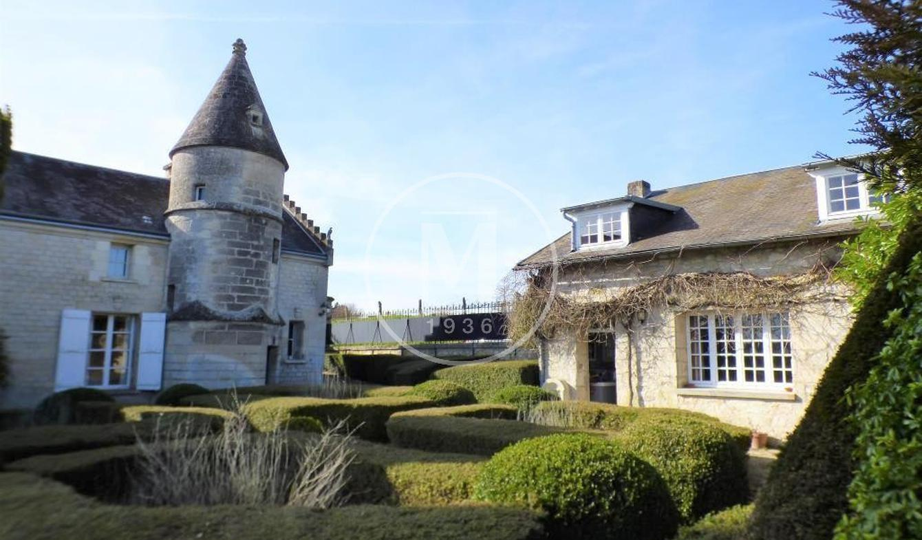 House with terrace Villers-cotterets
