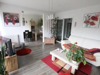 Appartement 4 pièces 70,84 m2