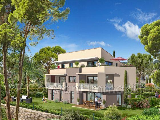 Vente appartement 4 pièces 114,38 m2