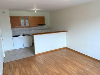 Appartement 2 pièces 40,65 m2
