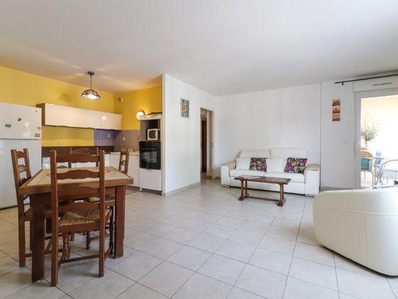 Vente appartement 2 pièces 51,67 m2