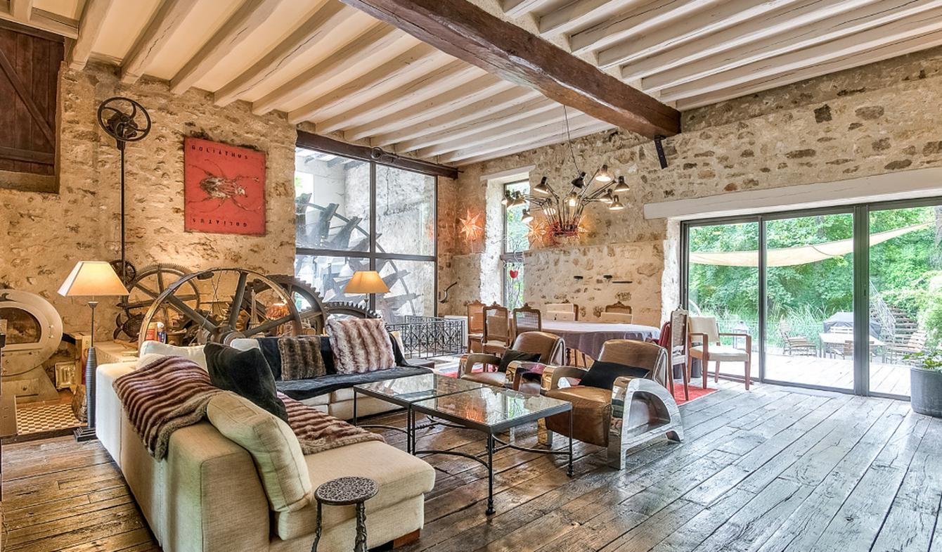 Maison avec terrasse Maule