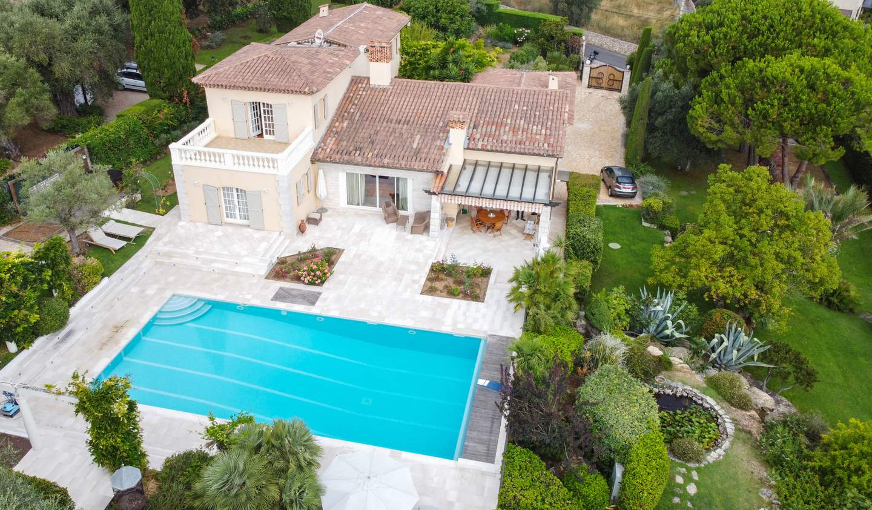 Villa with terrace Biot