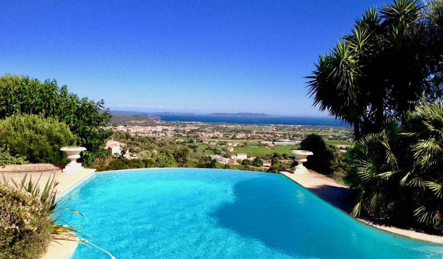 House with pool and terrace La Londe-les-Maures