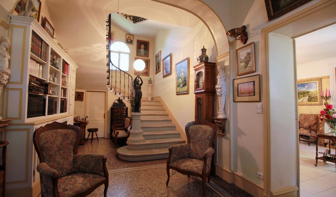Hôtel particulier avec jardin Carpentras