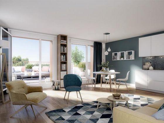 Vente appartement 4 pièces 93 m2 à Mulhouse