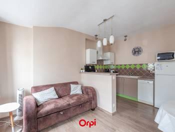 Appartement 2 pièces 35,78 m2