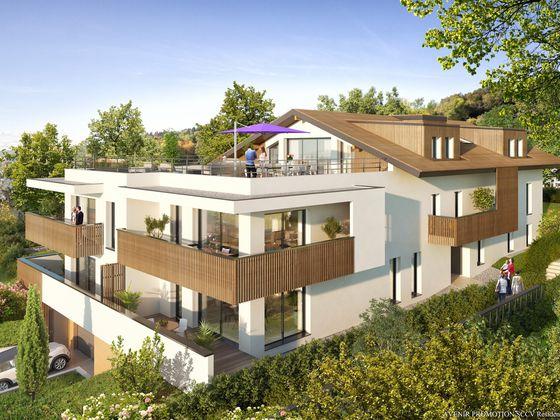 Vente appartement 5 pièces 131,43 m2